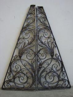 Fregi decorativi in stile baroco