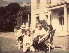 Mathew Prichard and Agatha Christie