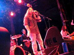 Christian Kane - Middle American Saturday Night  Uploaded on Oct 22, 2009        House of Blues Cleveland - October 22, 2009