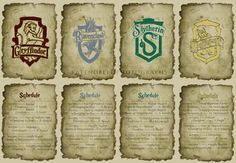 hogwarts-class-schedules Adult birthday party