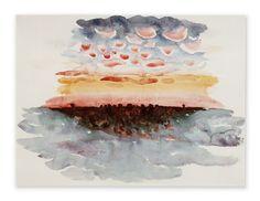 Georgia O'Keeffe water colors