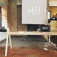 Hi! We are talking at Pop-Up Studio tonight.  #dortmund #talks #graphicdesign #funfunfun