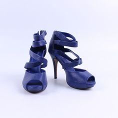 Dámská letní obuv pásková fialová Sandals, Shoes, Fashion, Moda, Shoes Sandals, Zapatos, Shoes Outlet, Fashion Styles, Shoe