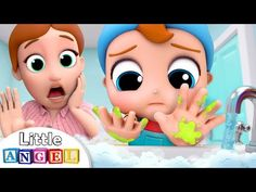 Don't forget to wash your hands Baby John! It is very important to wash your hands before eating to avoid getting sick. Sing-along with this super fun health. Zoo Songs, Kids Songs, Song Meme, Best Nursery Rhymes, Angel Kids, I Love My Brother, Rhymes For Kids, Swim Lessons, Help Teaching