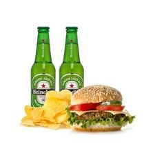 'Amsterdam Beer & Burger Cruise'. #Amsterdam's new Beer and Burger Cruise is a relaxing exploration of the city's Renaissance architecture coupled with a 2 refreshing Heineken's and a quality hamburger. The perfect sightseeing trip!