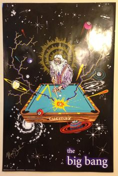 The Big Bang Poster (Max Eberle)