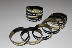 O.C.D. silicone bracelets | O.C.D. Obedient Christian Disciple Store