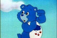 Grumpy Bear - Care Bears