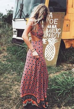 Boho Chic. - The latest in Bohemian Fashion! These literally go viral!