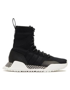 ADIDAS Black F/1.3 PK High-Top Sneakers