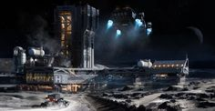 Xbox One – Elite Dangerous Horizons preview: planetary base