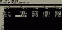 ASCII.jp:業界に痕跡を残して消えたメーカー 表計算ソフト「VisiCalc」で世界を震撼させたVisiCorp (1/3)|ロードマップでわかる!当世プロセッサー事情