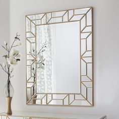 Buy the Verbier Mirror with free delivery from Turnbull and Thomas.