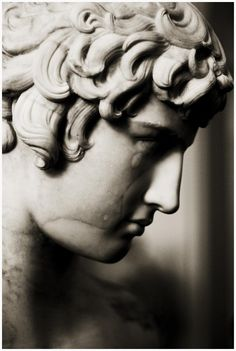 ganymedesrocks: Because I do not intend to resist! - Antinous - November 29, 111 AD, Bolu, Turkey Died: October 30, 130 AD, Mallawi, Egypt