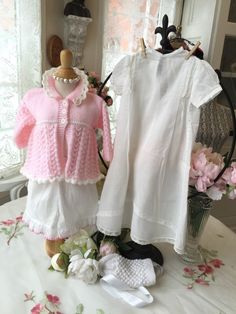 A personal favorite from my Etsy shop https://www.etsy.com/ca/listing/292169115/antique-baby-layette-french-batiste