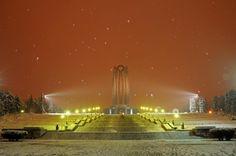 Carol Park Bucharest Romania