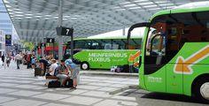 """Der Fernbus-Bahnhof in Hannover erhielt im ADAC-Test die Bewertung """"gut"""""""