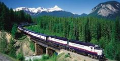 Canada's Rocky Mountaineer - Escorted Tour - Guardian Holiday Offers