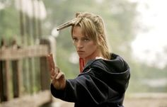 "Beatrix Kiddo (The Bride) ""Kill Bill"""
