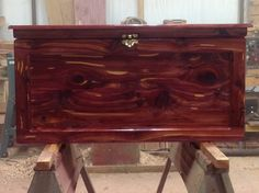 Cedar Table, Hope Chest, Rustic Furniture, Storage Chest, Decorating, Cabinet, Future, Wood, House