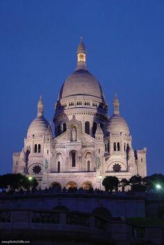 Sacré-Coeur Paris France