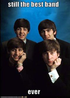 The Beatles - still the best band ever