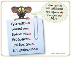 Learn Greek, Greek Language, School Hacks, How To Stay Motivated, Special Education, Motivation, Learning, Kids, Laura Ashley