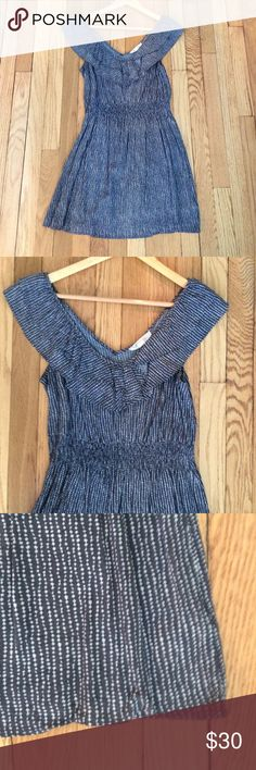 """Forever 21 Blue Dot Ruffle Mini Ruched Medium Forever 21 Blue Dot Ruffle Mini Ruched Dress or Tunic. Size Medium, 16.5"""" armpit to armpit, 31.5"""" shoulder to hem, 25"""" waist unstretched. 100% rayon. In good condition, such a cute dress. No trades, bundle discount available! Forever 21 Dresses Mini"""