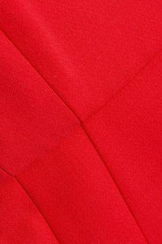 Antonio Berardi - Stretch-cady Dress - Red - IT46