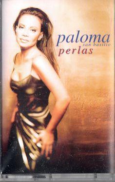 PALOMA SAN BASILIO PERLAS NEW-SEALED CASSETTE