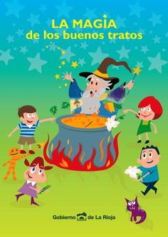 """Cover of """"Magia buenos tratos profes infantil"""""""