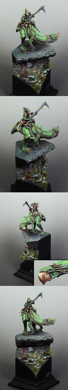 The Internet's largest gallery of painted miniatures, with a large repository of how-to articles on miniature painting Warhammer Tabletop, Tau Warhammer, Fire Warrior, Chaos Daemons, Miniature Bases, Tau Empire, Warhammer Models, Warhammer 40k Miniatures, Decoration