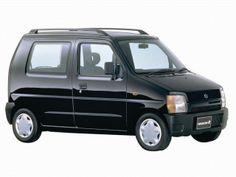 Suzuki Wagon R 3-door '1993–98