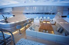 SUNSEEKER 155 Yacht – Bar 2