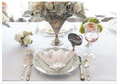 Inspiration Board #08 - Silver '20 Wedding