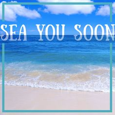 Will we be SEAING you soon in Topsail, NC?! We sure hope so! You are going to love it!