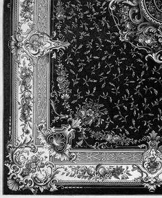 A. Lapworth and Co. Carpet design, 1851.