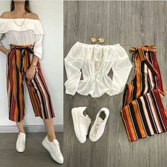 Style your jewellery - Earrings Look Fashion, Skirt Fashion, Hijab Fashion, Korean Fashion, Fashion Outfits, Womens Fashion, Fashion Ideas, Cute Casual Outfits, Chic Outfits