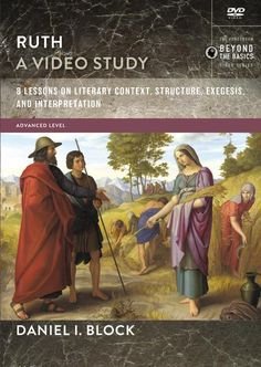 Ruth, A Video Study, together with the accompanying commentary on Ruth in the Zondervan Exegetical Commentary on the Old Testament, brings to light the universal scope of God's sovereignty and mercy. With careful analysis and interpretation of the Hebrew text, professor and scholar Daniel Block traces the flow of argument in the book of Ruth, showing that how a biblical author says something is just as important as what they say. Ruth is widely recognized as a superlative literary…