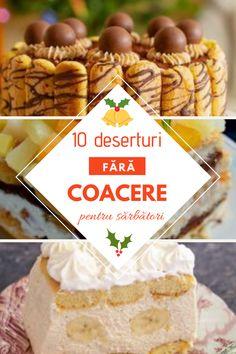 Cornulețe cu bacon pentru micul dejun | Bucate Aromate Ricotta, Guacamole, Oreo, Romanian Food, No Cook Desserts, Cheesecake, Sans Gluten, Party Cakes, Banana Bread