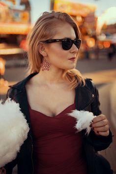 Candy Crush @ The Fair. - Mode Blog Christina Key
