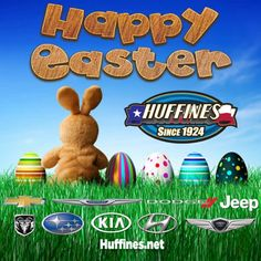 From all of us at Huffines, have a safe and Happy Easter weekend!