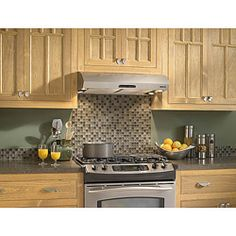 @Overstock - This under cabinet range hood will look perfect in any kitchen. With a quiet 0.8 sones at normal speed, this range hood is efficient without all of the noise.       http://www.overstock.com/Home-Garden/Broan-Evolution-1-Series-30-inch-Stainless-Steel-Under-Cabinet-Range-Hood/5101315/product.html?CID=214117 $239.00