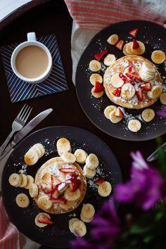 P is for Pancake // The Transatlantic