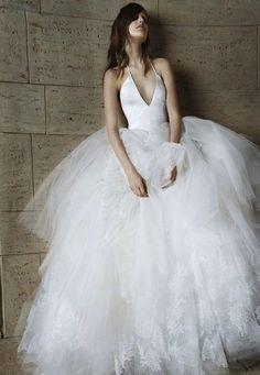 Vestidos de Novia por Vera Wang 2