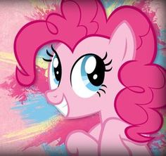 Pinkie Pie...her randomness is a lot like me