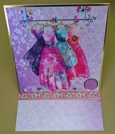 Handmade 6 x 6 Square Easel Greeting Card Special by BavsCrafts Easel, Greeting Cards Handmade, Cardmaking, Sisters, Pearls, Luxury, Flip Charts, Hand Made Greeting Cards, Beading