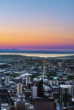 Um arco-íris do sol | Flickr - Compartilhamento de fotos Seattle, Washington, ESTADOS UNIDOS DA AMERICA!