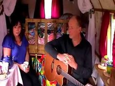 Fiona and Jim Byrne for Gypsy Wagon TV