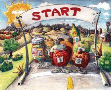 Apple Hill Harvest Run - November 3rd! #MonthlyRaceChallenge